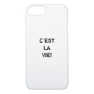"¡El ""La de C'est compite! "" Funda iPhone 7"