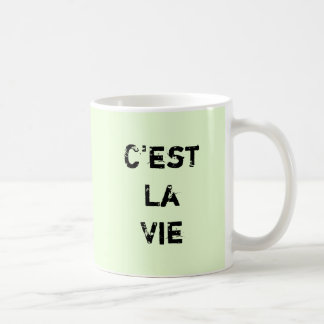 ¡El La de C'est compite! Taza Clásica