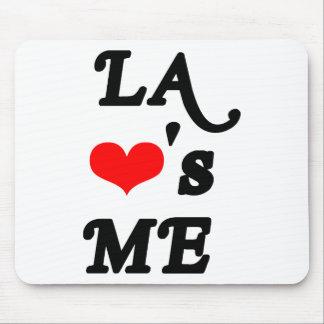 El LA me ama - Los Ángeles Alfombrilla De Ratón