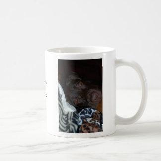 El labrador retriever taza de café