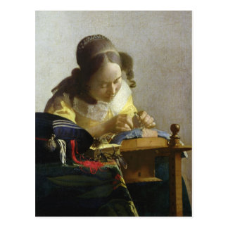El Lacemaker, 1669-70 Postal