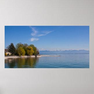 El lago de Constanza Póster