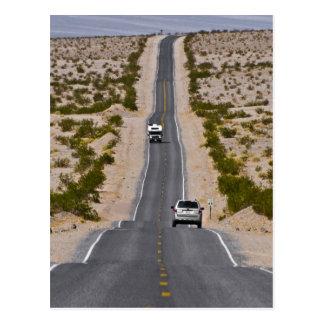 El largo camino a través de Death Valley Postal