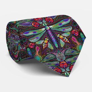 El lazo de los hombres de la corbata de la