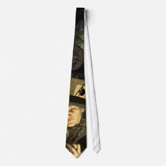 El lazo enojado 2 del sombrerero corbatas