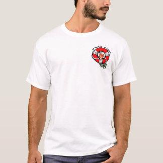 El lema del papá camiseta