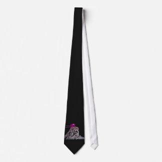 El león corbata personalizada