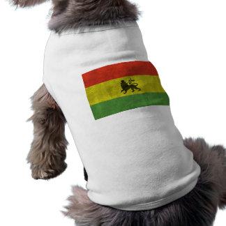 El león de Judah apenó la bandera