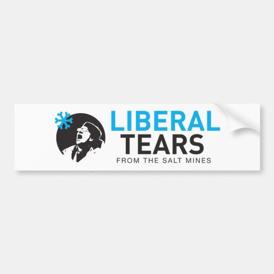 El liberal del vinilo de la pegatina para el pegatina para coche