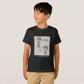 El libro del hipo - camiseta tagless de los niños