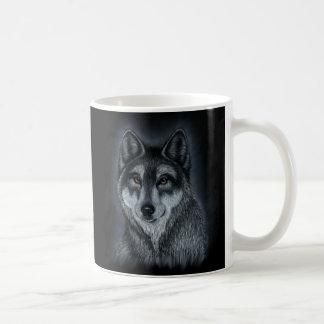 El líder del paquete - taza del lobo
