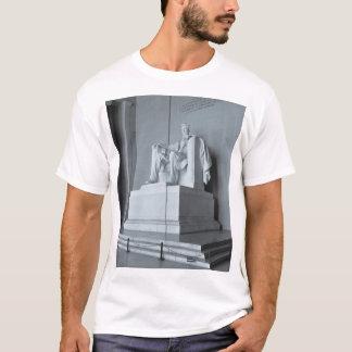 El Lincoln memorial en Washington DC Camiseta