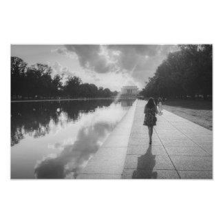 El Lincoln memorial Foto