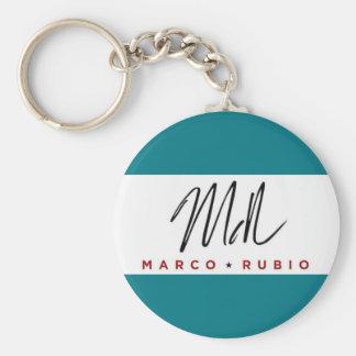 El llavero de Marco Rubio es una necesidad