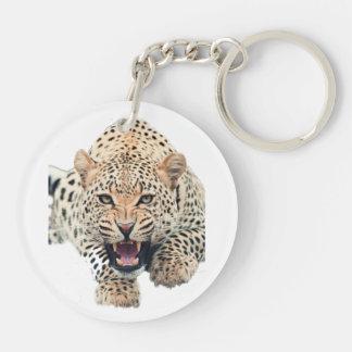 El llavero del leopardo