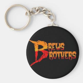 """El llavero del """"logotipo"""" de los hermanos de los"""