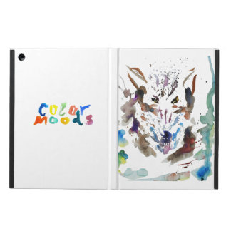 '' El lobo '' Funda Para iPad Air