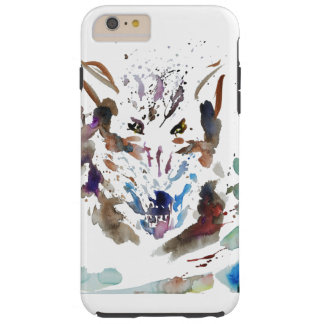 '' El lobo '' Funda Resistente iPhone 6 Plus