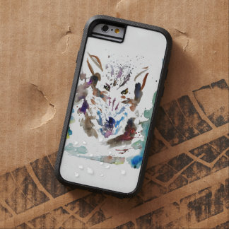 '' El lobo '' Funda Tough Xtreme iPhone 6