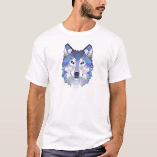 - El lobo solo del inconformista - Camiseta