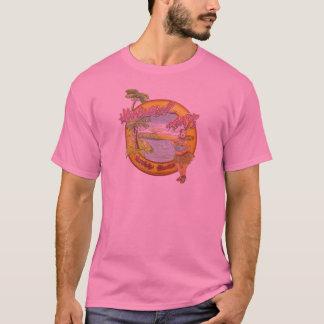 El logotipo 1 de Maria de la hamburguesa del Camiseta