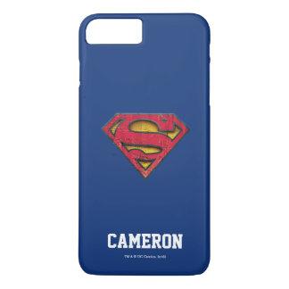 El logotipo apenado el | el | del S-Escudo del Funda iPhone 7 Plus