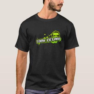 El logotipo de Tony Camiseta