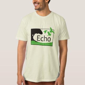 El logotipo oficial de Bonaire del eco Camisetas