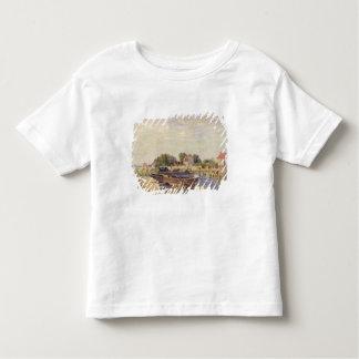 El Loing en el Santo-Mammes, 1885 Camisetas