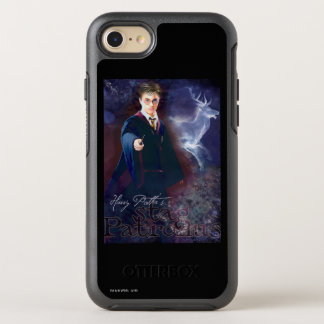 El macho Patronus de Harry Potter Funda OtterBox Symmetry Para iPhone 7