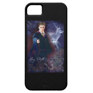 El macho Patronus de Harry Potter Funda Para iPhone SE/5/5s