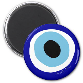 El mal de ojo imanes de nevera