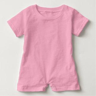 El mameluco DIY del bebé fácil añade el SALUDO del Camiseta