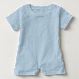 El mameluco DIY del bebé fácil añade el SALUDO del Camisetas