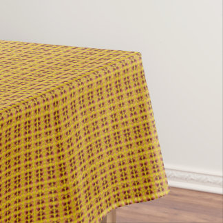 El mantel amarillo Texture#19-c de los flores del