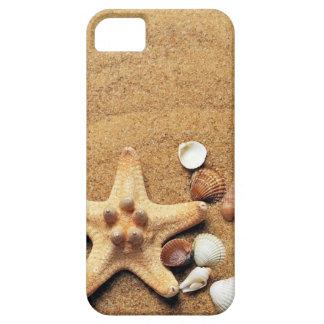 El mar de las estrellas de mar descasca la caja funda para iPhone SE/5/5s