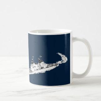 El mar es los nuestros taza de 11 onzas
