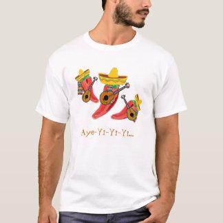 El Mariachi mexicano congriega la camiseta