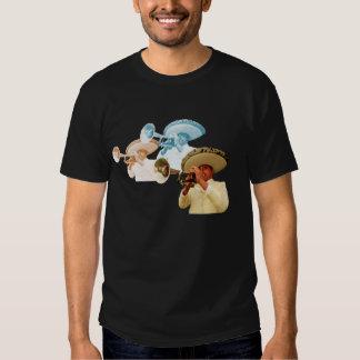 El Mariachi sirve Camisetas