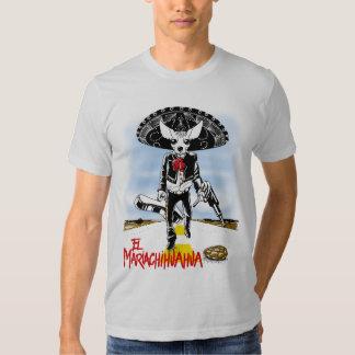 EL Mariachihuahua Camiseta