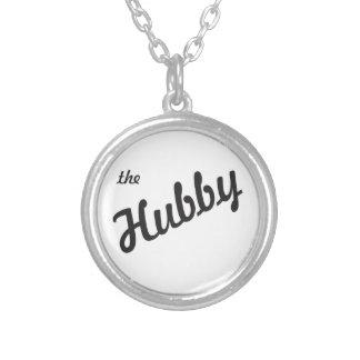 El marido collares personalizados