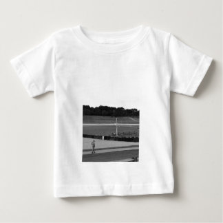 El mariscal camiseta de bebé