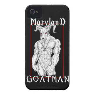 El Maryland Goatman Carcasa Para iPhone 4 De Case-Mate