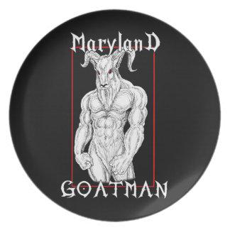 El Maryland Goatman Plato