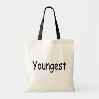 El más joven bolsa de mano