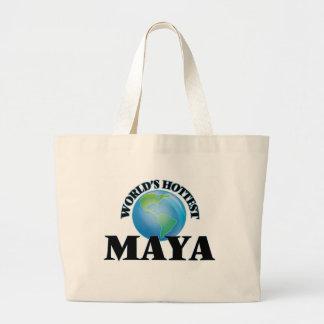 El maya más caliente del mundo bolsa de mano