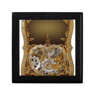 El mecanismo de la máquina adapta concepto del caja de recuerdo