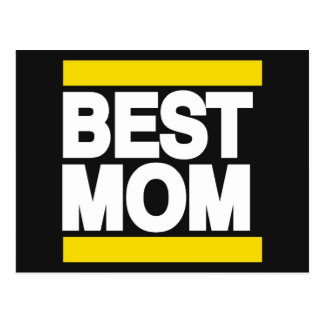 El mejor amarillo de la mamá postal
