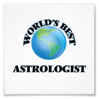 El mejor Astrologist del mundo Arte Fotografico