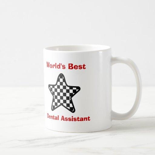 El mejor ayudante de dentista o cualquier tazas de café